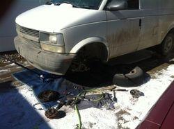 2005 Chevy Astro 4.3L