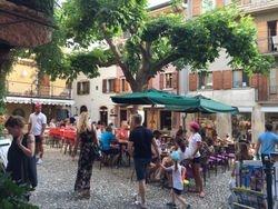 Malcesine, Lake Garda, Italy, 2019.