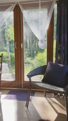 Chalet View of Forest