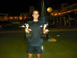 The Trophies