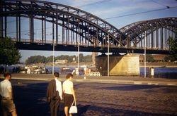 547 Cologne Bridge Germany