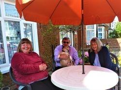 Tina, Richard, Marion & Archie