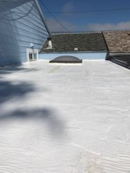 Roof Repair and Paint