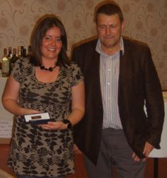 Secretary of the Year Winner