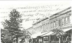1900's West Main Street