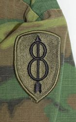 8th Infantry Division.