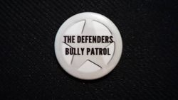 The Defenders Member Badge