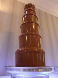 Sephra Six tier Chocolate Fountain Hire, Aston Hall Hotel Sheffield