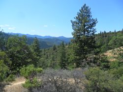 View from Tunnel Ridge