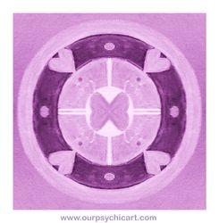 The Universe is LOVE - Mandala 6