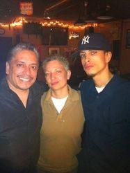 Nap, Carmen & Truth at Carmen & Patty's Birthday Celebration (502 Bar Lounge's Social Saturday Karaoke Night)!