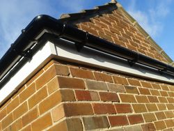 facia boards and guttering job