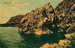 GIBRALTAR 1907