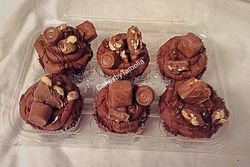 A Chocolate lovers cupcakes