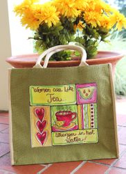 Teacup Bag