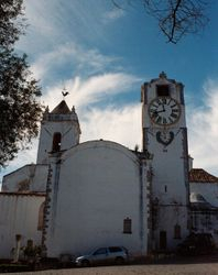 Ingreja de Santa Maria do Castelo
