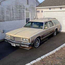 48.77 Pontiac Grand Safari Wagon