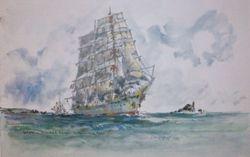 BREST 3 MATS Barque (Portugal)