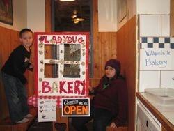 Wildwoodville's Ladybug bakery