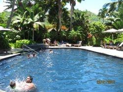 Pacific Resort, Rarotonga. Piscine
