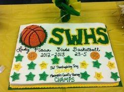 Full Sheet Cake