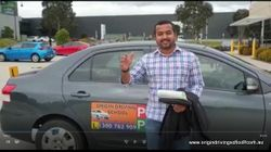Pass First Time !! Well Done Stephen Vincent | Berwick | Brighton | Caulfield