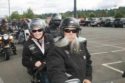 Children's escorted ride