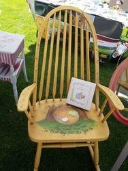 Beatrix potter Rocking chair