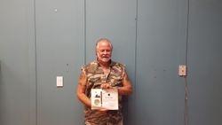 Medal Awarded Aug 2016