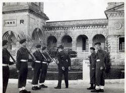 Quarter Guard St Andrews 1957/8