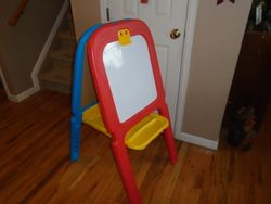Crayola 3-in-1 Magnetic Double Easel - $30