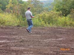Spreading of Fertilizer