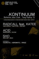 2010.03.06 | .Kontinuum - Bohema Jazz Club @ Olsztyn (B)