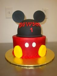 25 serving mickey mouse $135
