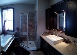 salle de bain terminé