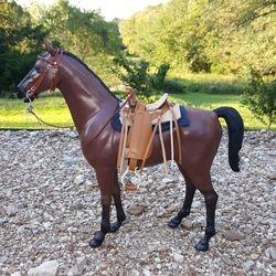 saddle set 90