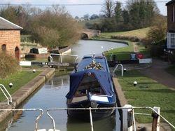 Braunston bottom lock