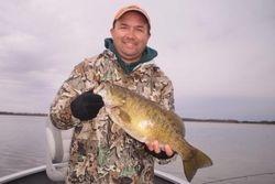 Smallmouth Bass- NE South Dakota