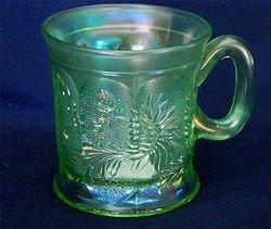 Knights Templar Dandelion mug, ice green, Northwood