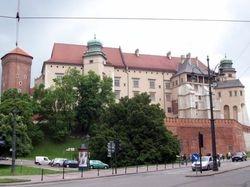 Wawel - A Wider View