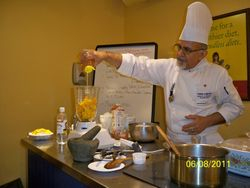 Cooking Class No. 3Mango Lassi