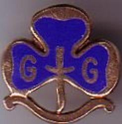 1920s Sea Ranger Promise Badge