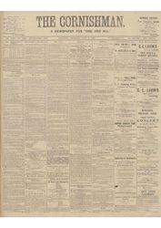 English Newspaper 1904