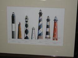 Robert Kline's Light House Prints