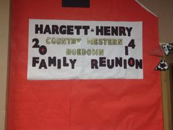 Hargett-Henry Family Reunion