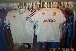 1985/87 away Adidas