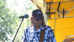 Ben Russel, Tumbleweed Festival, Garden City KS, 2010