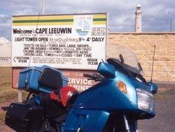 Visiting Cape Leeuwin during at the 1998 AGM Bunbury - Mar 1998