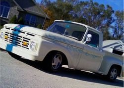 Tim Bauscher's 1963 Ford Pick-up, 5.0 HO engine,  5 speed