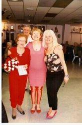 Mom turns 96, dance Trudi & Pricilla 2015